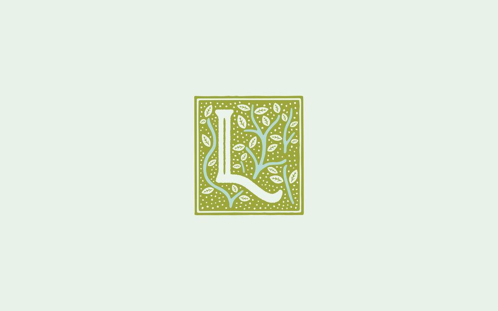 Leaves Book & Tea Shop - Visual Identity
