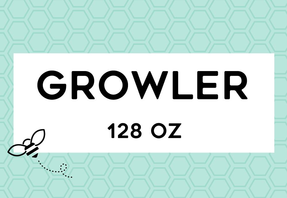Green Bee Juicery - Growler