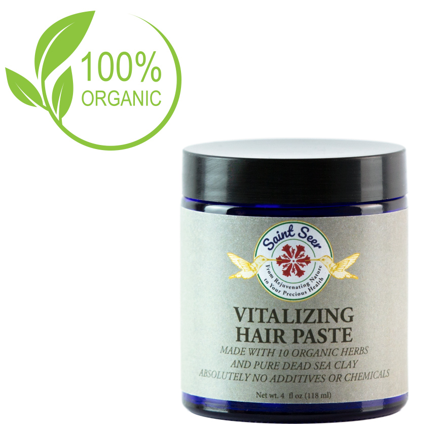 Saint Seer Vitalizing Hair Paste