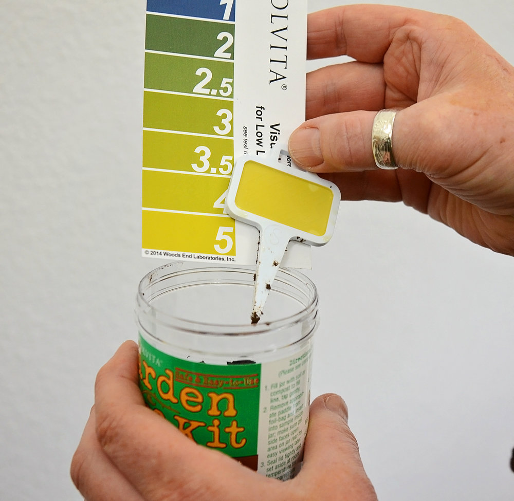 Garden Care Soil/Compost Test Kit