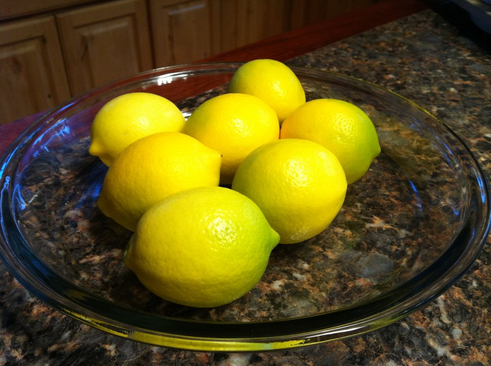 Improved Meyer Lemon