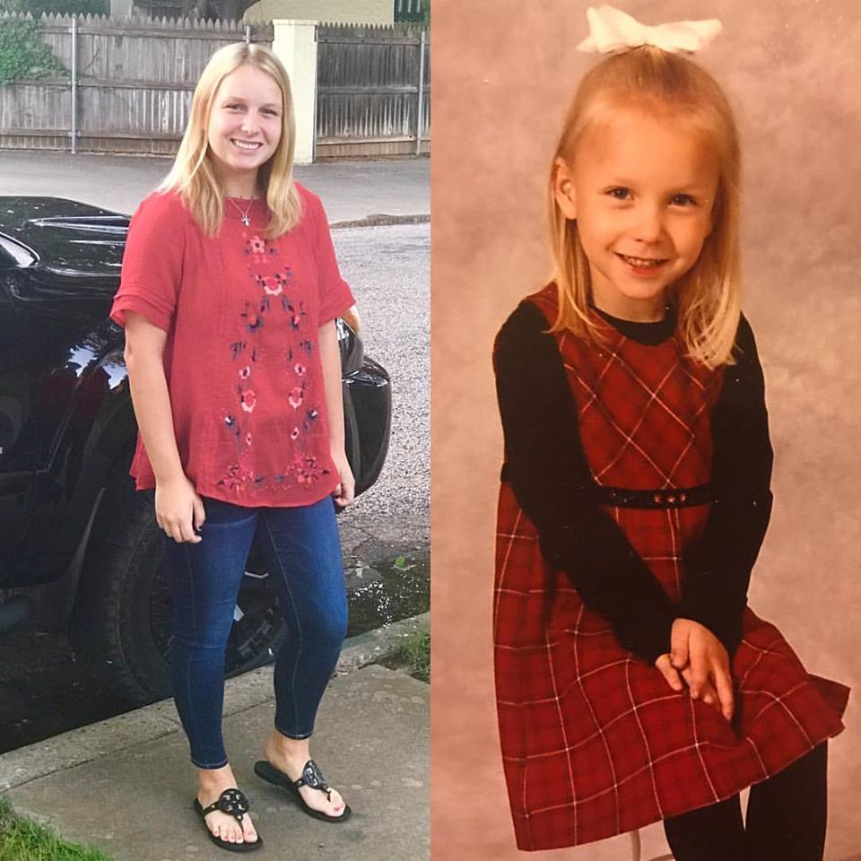From kinder to senior!