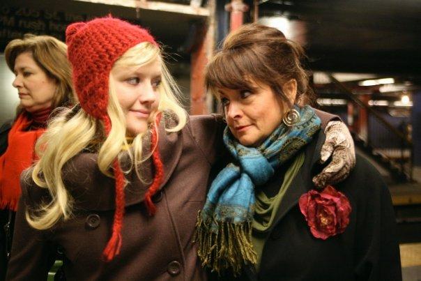 Girls trip to New York