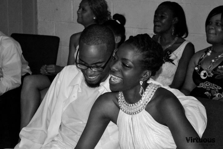 Moneek's wedding day