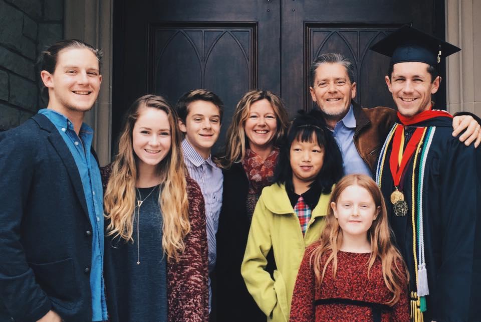 [click for full photo] Sam's whole family