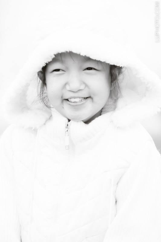 Their sweet daughter, adopted from China (Jezreel)