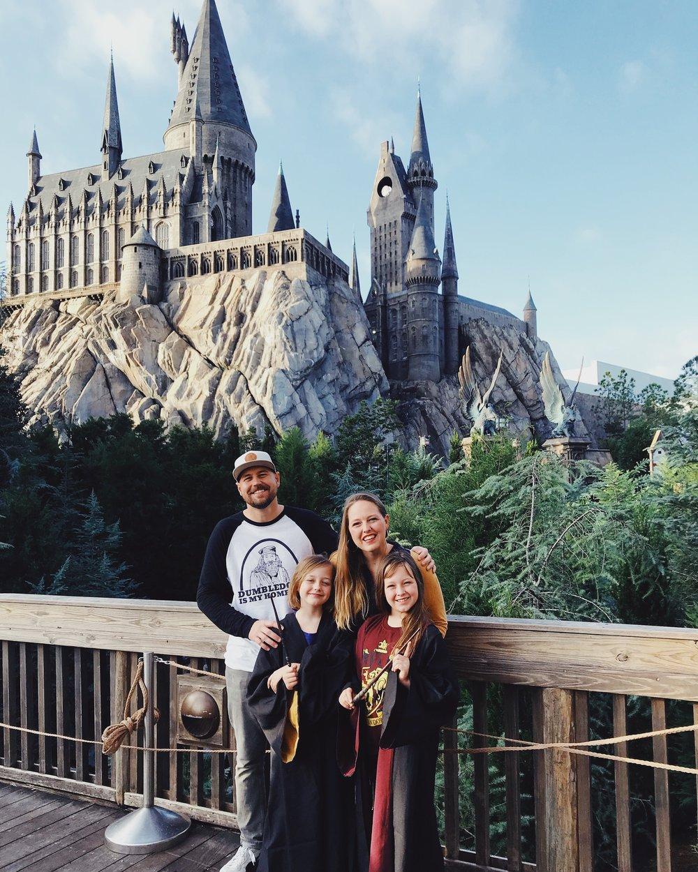 Harry Potter trip!