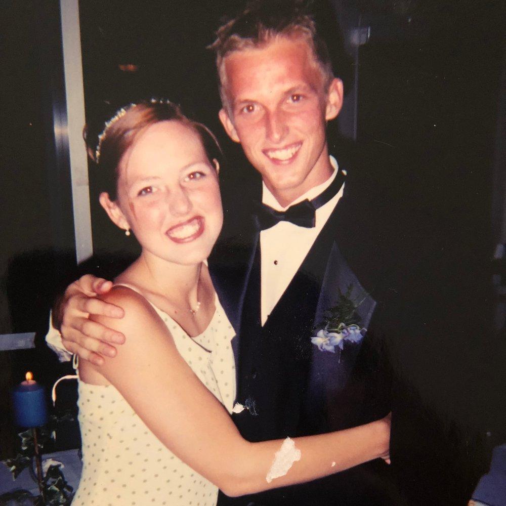 Jennifer's brother Bobby