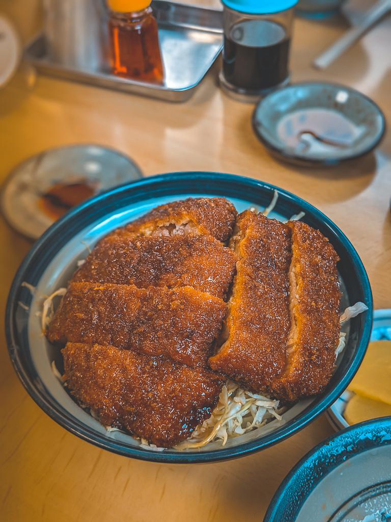 Lunch at Maruichi Shokudo