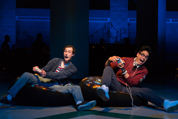 Will Connolly & George Salazar; Two River (T. Charles Erickson)