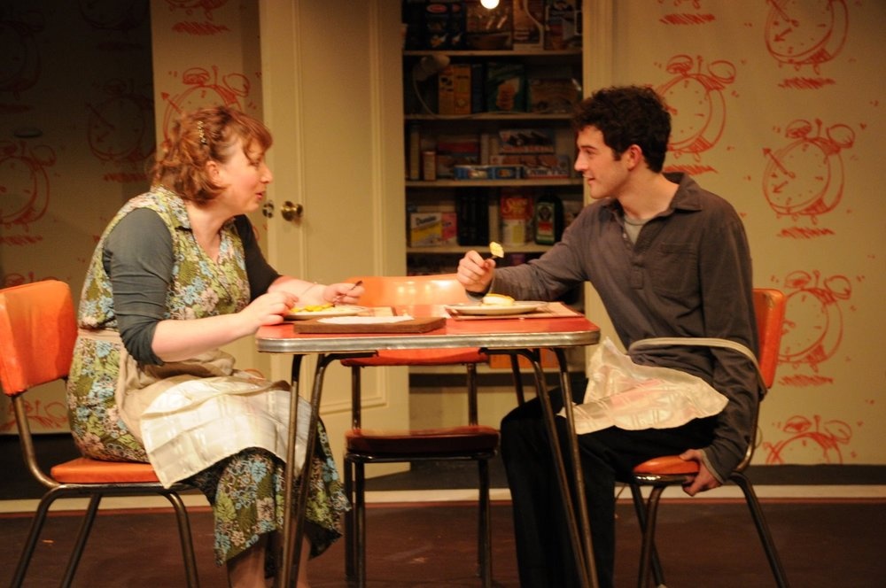 Lorinda Lisitiza & A.J. Shively (Alex Koch) 3 Urban Stages Cast (Alex Koch)