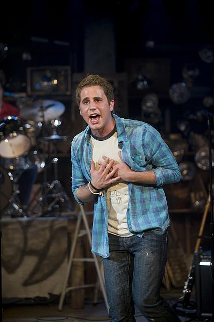 Ben Platt; Barrington Stage Company (Kevin Sprague)