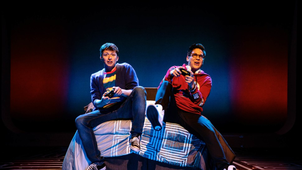 Will Roland and George Salazar (Maria Baranova)