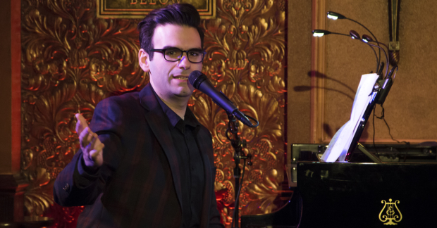 39df9cb507c0 Be More Chill s Joe Iconis to Return to Feinstein s 54 Below This Spring
