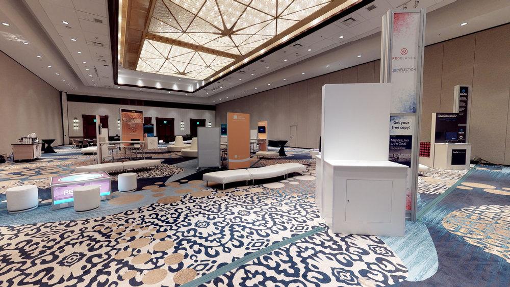 Lightbend Convention 3D Matterport