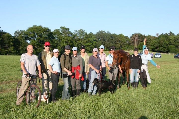Groton House Farm Massachusetts Eleazer Davis Farm Team