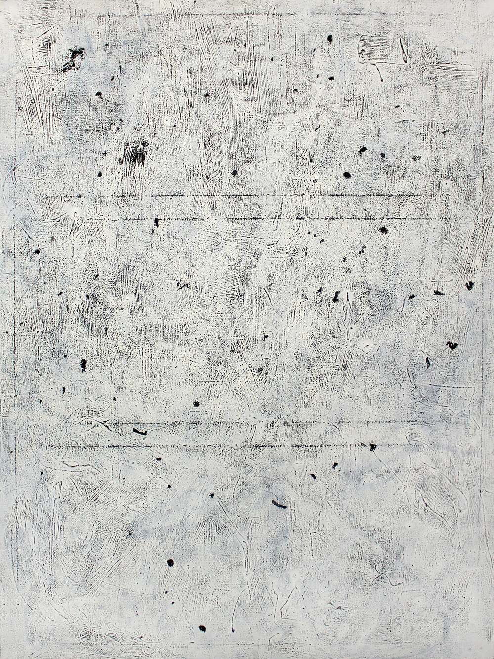 "JOSEPH HART   Pluto , 2016, oil on canvas, 72"" x 52"""