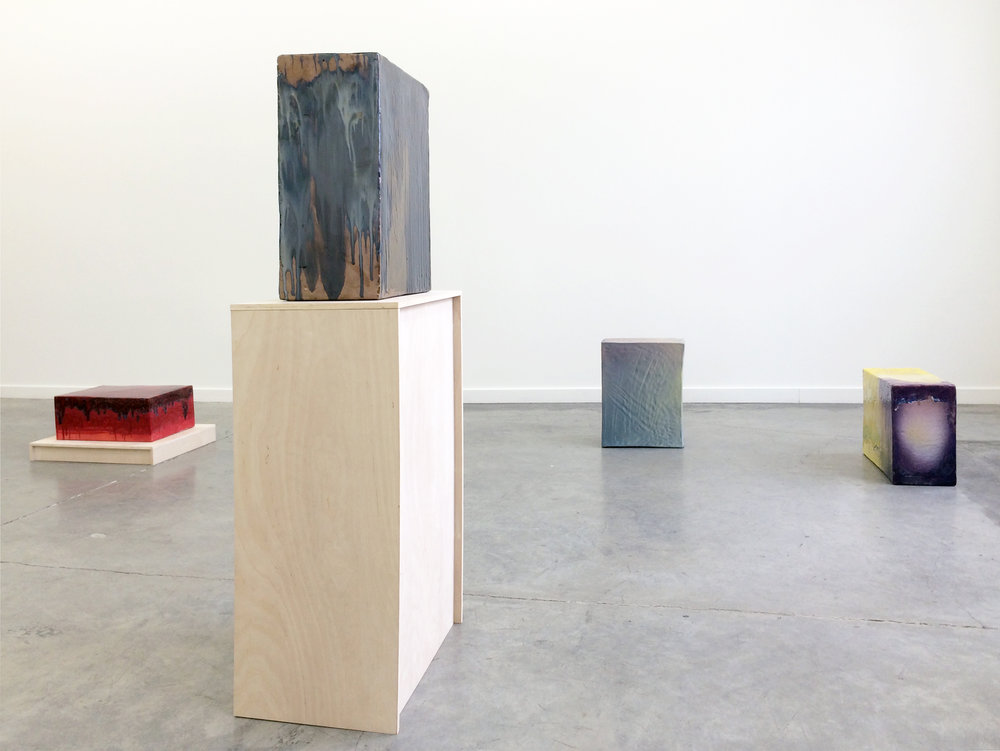 ERIK SCOLLON   and/both , Installation