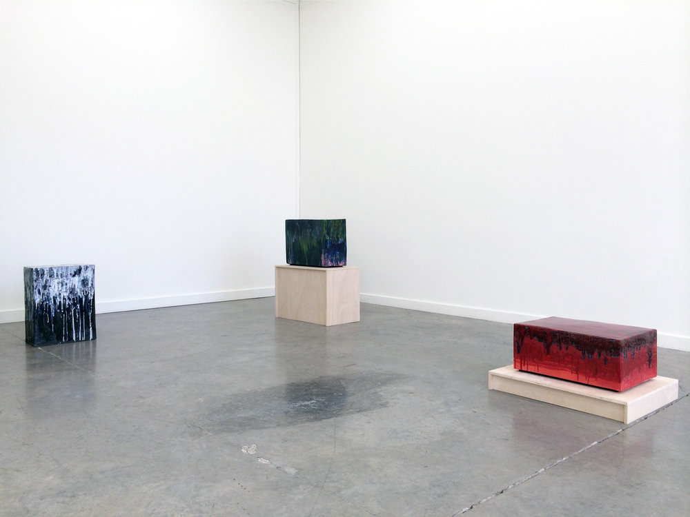 ERIK SCOLLON   and/both , Installation