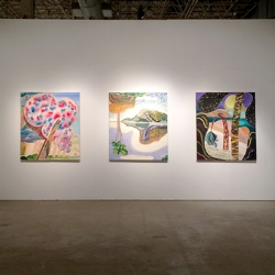 EXPO/CHICAGO  SHARA HUGHES & PAMELA JORDEN SEPTEMBER 22 - OCTOBER 25, 2016
