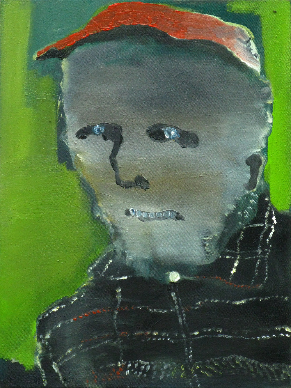 Grinser, 2008, oil on canvas, 44x33cm.jpg