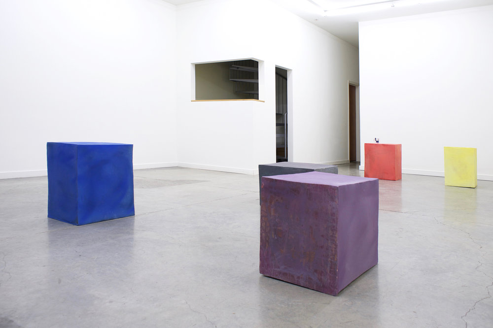 Erik Scollon,  Object Choice , installation view