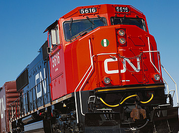 CN and CP exceed grain revenue entitlements.