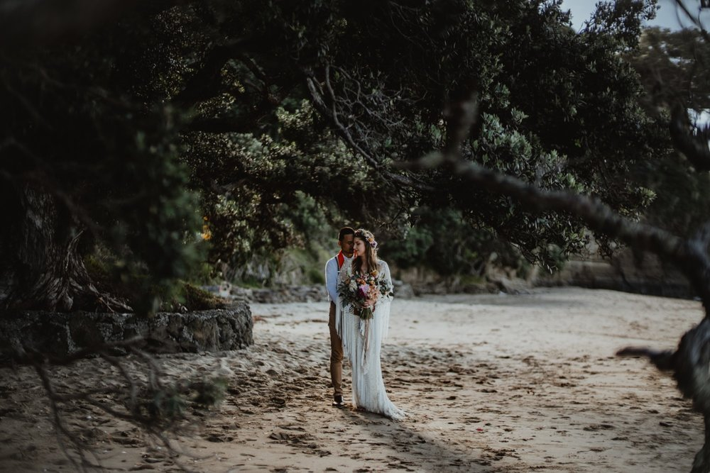 Abby & Bill // Stanmore Bay, Auckland    Videography & Photography