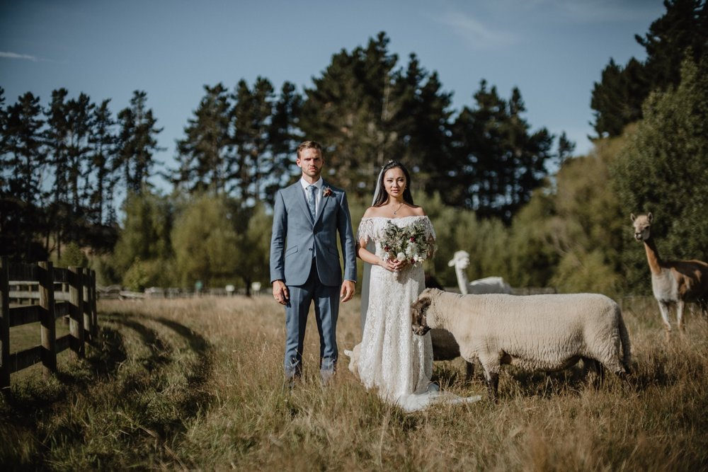 Bea & JD // Stillwater, Auckland    Videography & Photography