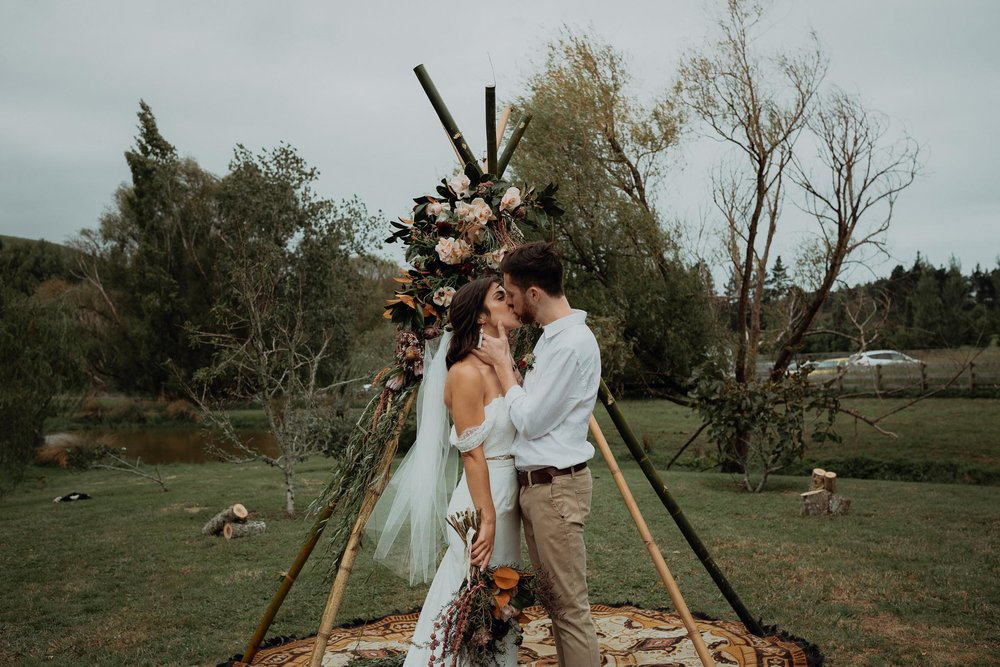 Aaron & Renée // Stillwater, Auckland    Videography
