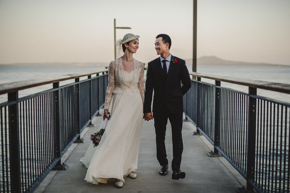 Mikki & Denny // Rothesay Bay, Auckland    Photography