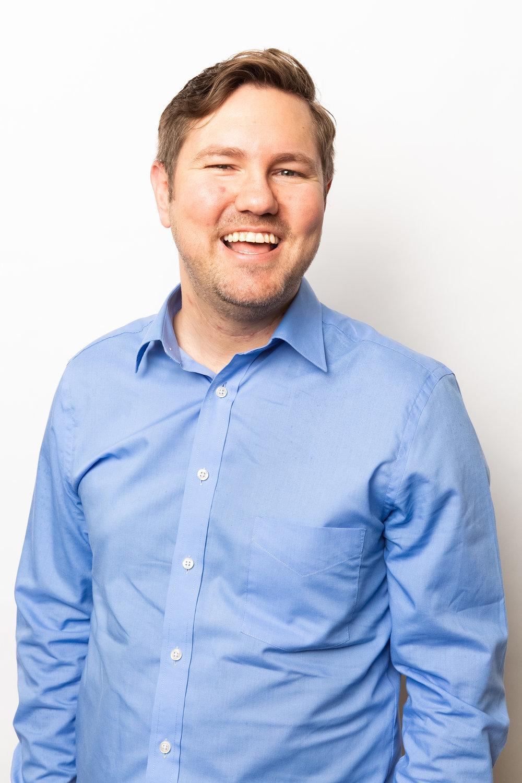 Michael Coon,<br>Math Lead