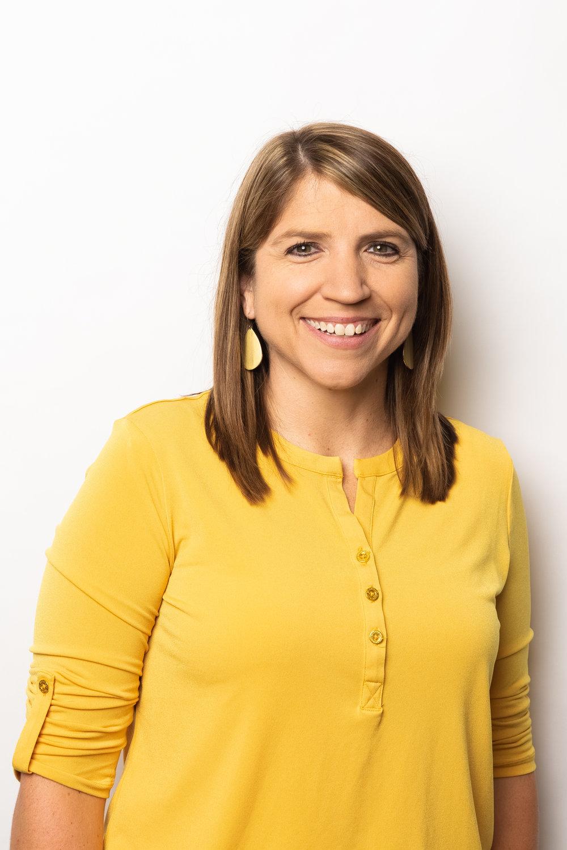 Courtney Dumas,<br>ELA Lead