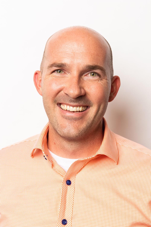 Brian Dean,<br>Math Lead