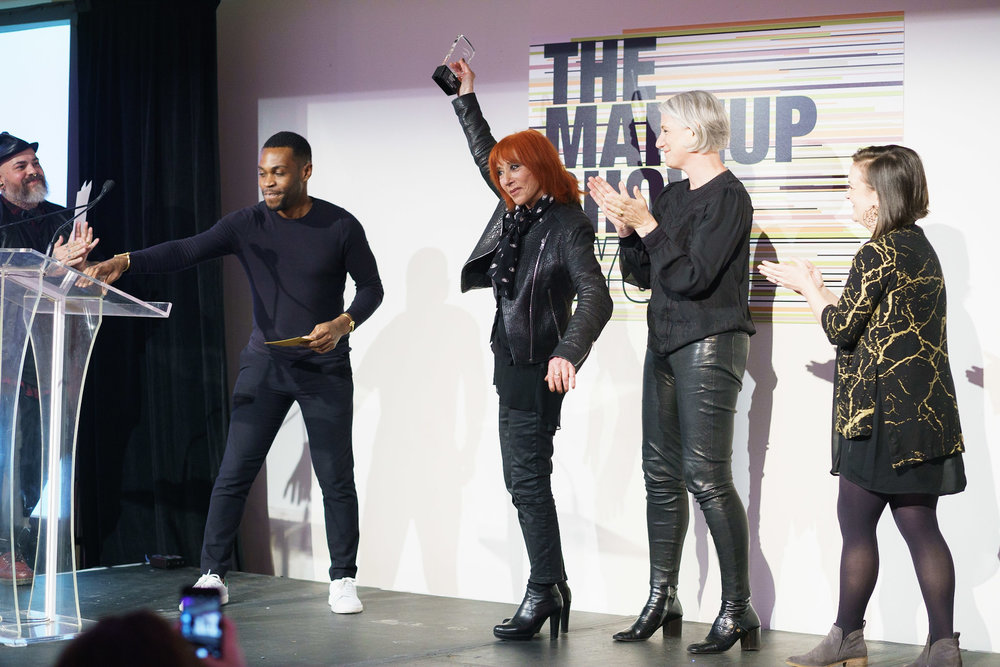 The Makeup Show  |  NYC  |  Pro Awards