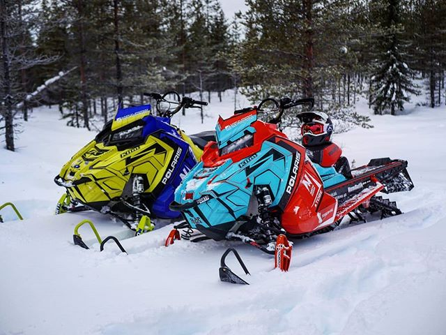 Family riders:@vesterbergalex and @fnilssonnn from @northswefreeride will be helping us explained to the European market!  Go give @northswefreeride a follow!  #SleddersUNITE #Sleddersrus #Family #Snowmobiling Www.sleddersrus.com