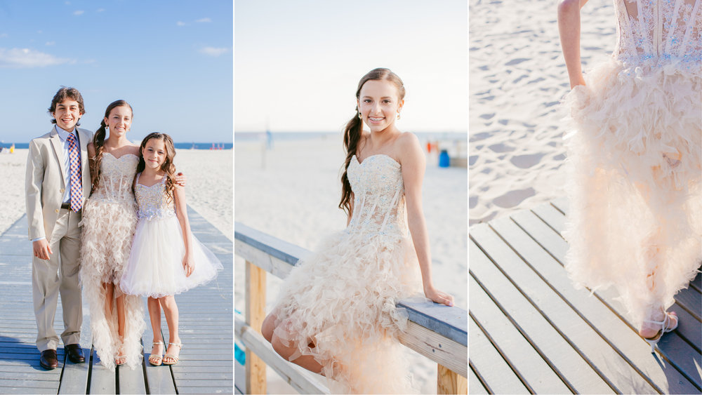 long island bar mitzvah photography sands atlantic beach club outdoor new york