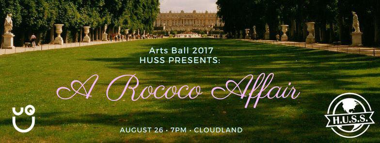Arts ball 2017 is happening saturday august 26th @ fortitude valley's very own cloudland