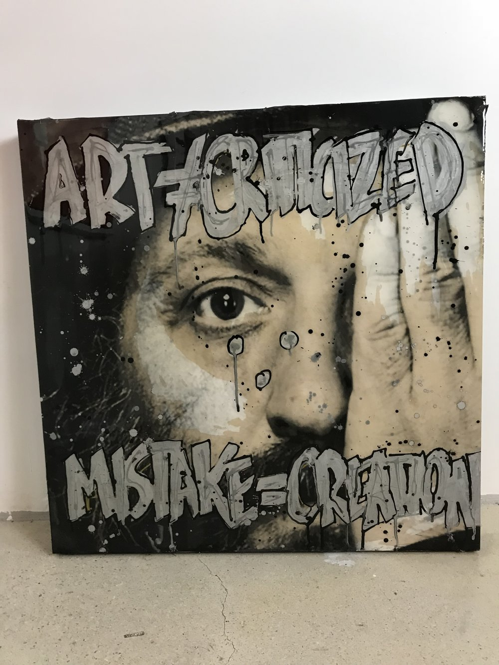 Art is Art | Mr. Brainwash | 30 x 30