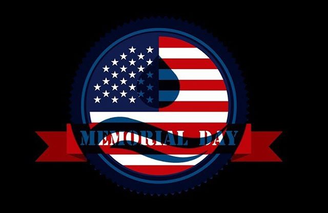 On this day we will always remember those who gave all they had for their country. #happymemorialday #neverforget #🇺🇸