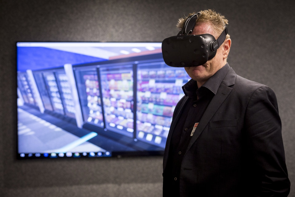 NZ Herald: Human-like avatar gives glimpse of the future 6 Apr 2017 Lumaten demonstrates SHOPPER360 at the opening on IBM's new head quarters in Auckland.