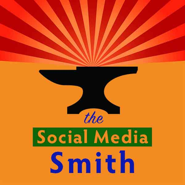 The Social Media Smith logo