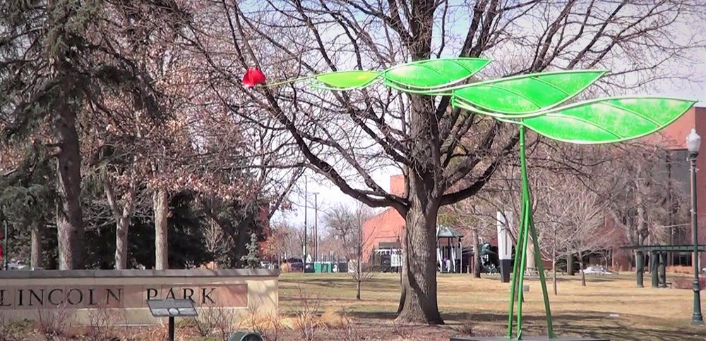 Green Glider, Lincoln Park, Greeley, CO