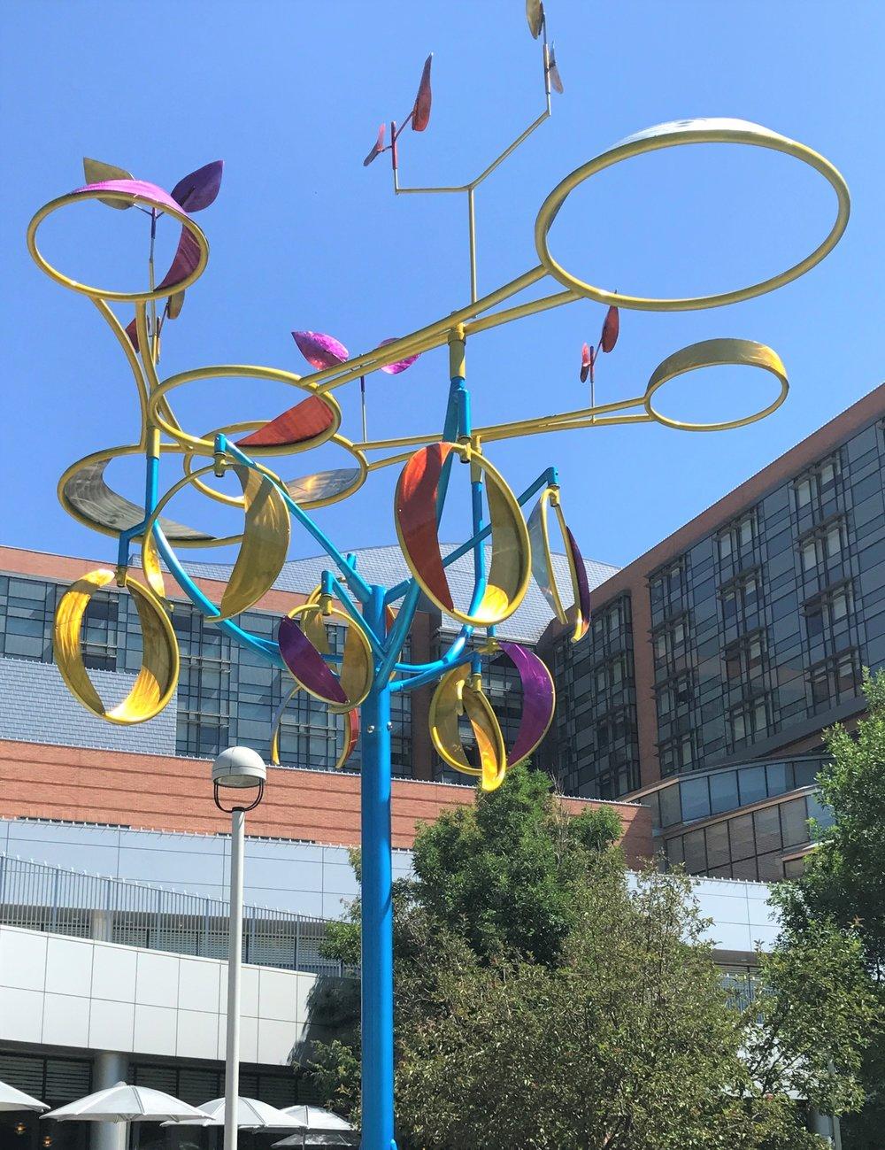 Star Catcher, Children's Hospital, Denver, CO