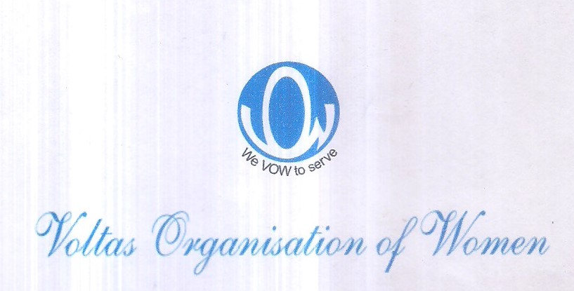 Voltas organisation of women.jpg