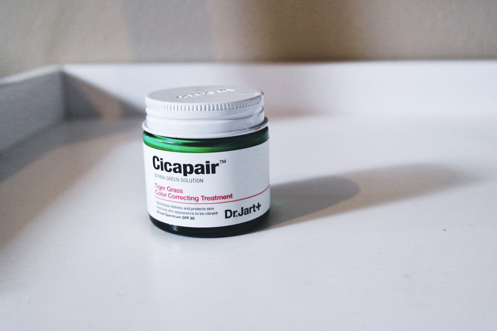 Cicapair Tiger Grass Color Correcting Treatment by Dr Jart+ #17