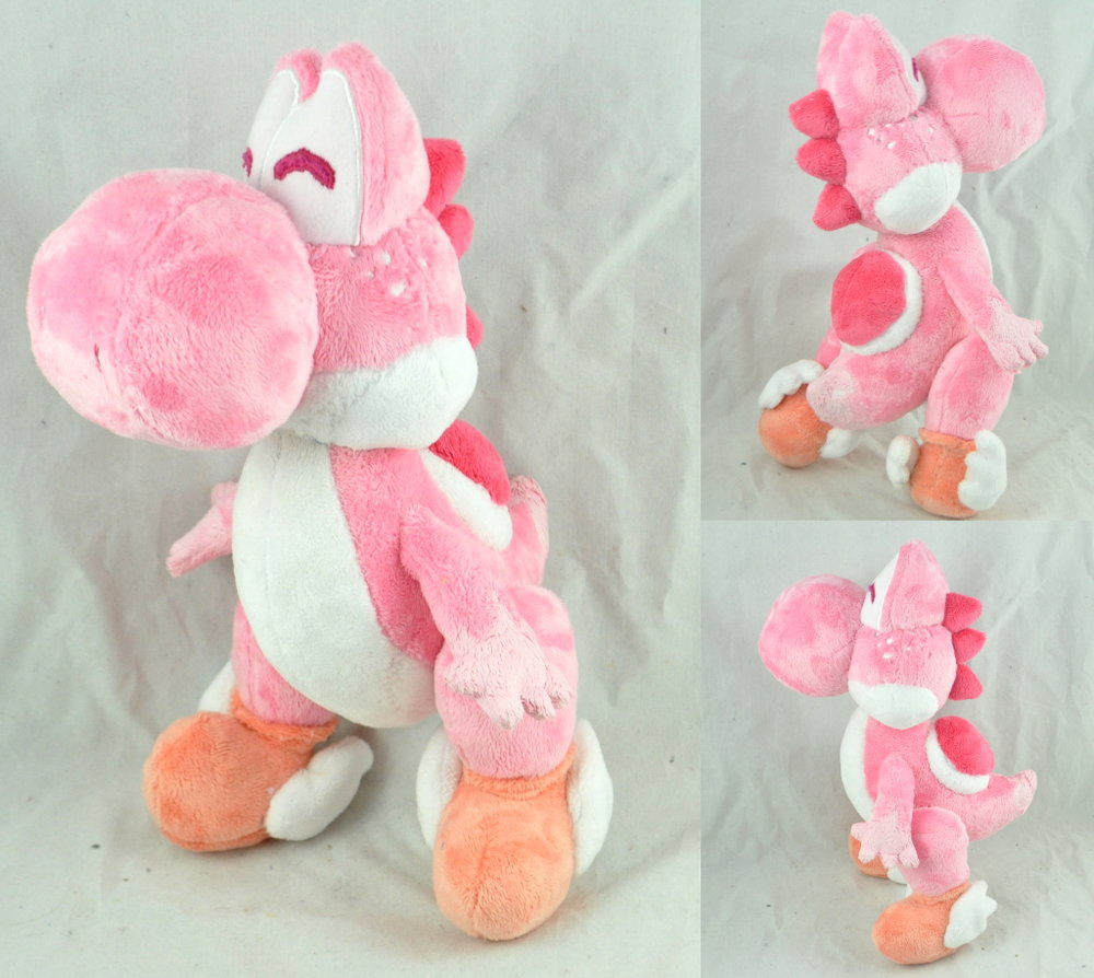 Milk the Yoshi - Original character