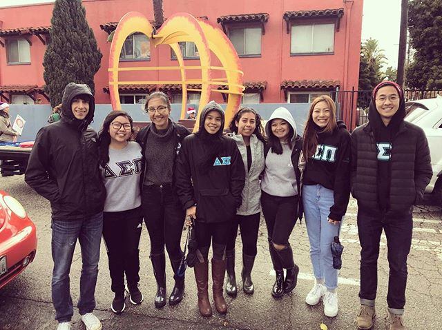 As one of our core pillars is community service, Delta Sigma Pi strives to help our community in every way we can! From helping in the homeless garden project  to on campus events, we love it all!  Shoutout to our amazing Vice President of Community Service for hosting so many fun and interactive events this term!