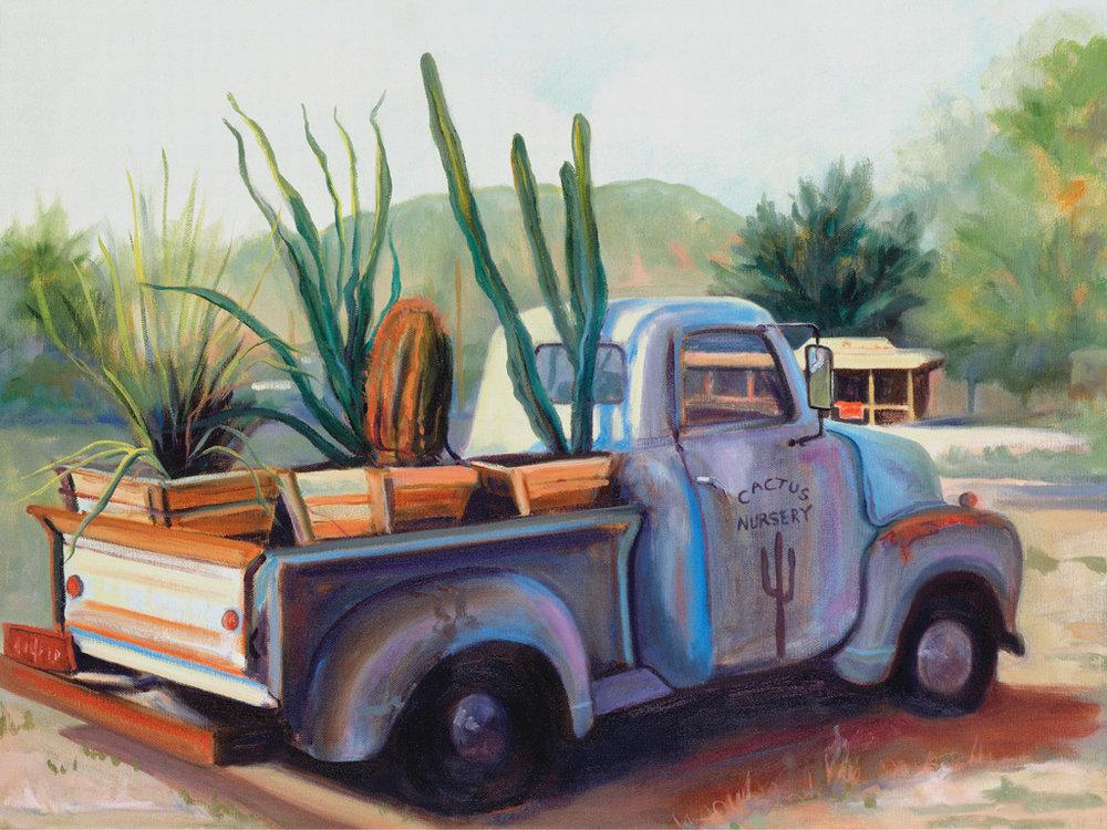 Nursery Truck