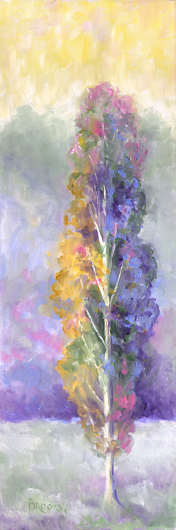 """Resilience  - Available in 10"""" x 30"""" Gicleé on Canvas"""